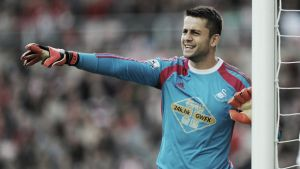 Monk expects transfer-linked Fabianski to stay