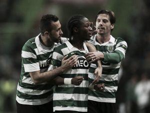 El Sporting castiga al Marítimo a base de efectividad