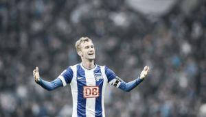 El Hertha confirma su buen estado de forma