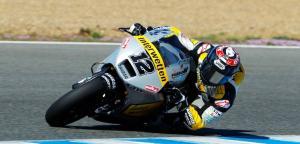 Arrancan en Jerez los últimos test de pretemporada de Moto2
