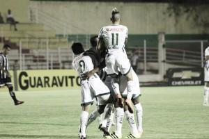 Hugo marca três vezes e Luverdense goleia Bragantino em duelo direto contra Z-4