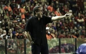 """Luxemburgo reconhece equilíbrio do Sport contra Fluminense: """"Foi um jogo difícil"""""""