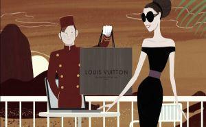 Un verano marcado por Louis Vuitton