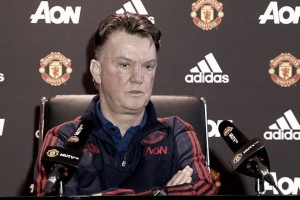 Louis van Gaal hails Manchester United mental strength