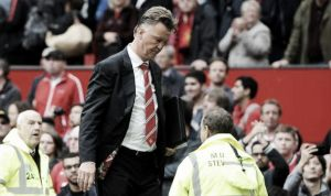"LvG claims Red Devils are making ""progress"""