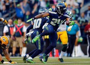 Los Seahawks inician la defensa de su título a costa de los Packers
