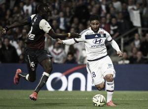 Lyon e Bordeaux empatam e asseguram suas posições finais na Ligue 1