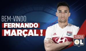 Após boa temporada na França, Lyon acerta contratação do brasileiro Fernando Marçal