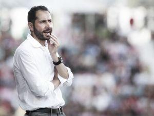 """Pablo Machín: """"La culpa es mía"""""""