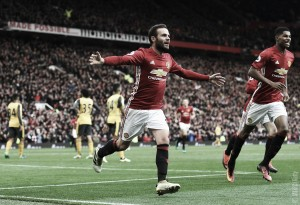 Premier League: Manchester United quase ''Mata'' Arsenal, Giroud não deixou (1-1)
