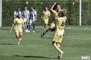 Nayadet López castiga la falta de gol de la Real Sociedad