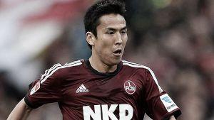 Makoto Hasebe, nuevo jugador del Eintracht