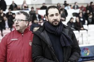"""Pablo Machín: """"Somos un equipo fiable"""""""