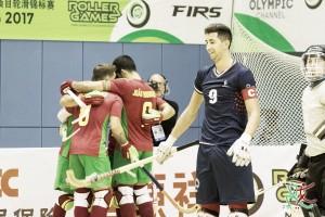Mundial hóquei em patins: Portugal nos quartos