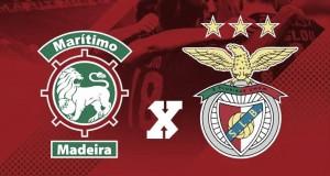 Previa CS Marítimo - SL Benfica: las Águilas quieren seguir volando alto