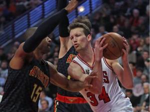 Chicago Bulls' Losing Streak Continues