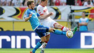 Al Hamburgo se le escapan los tres puntos