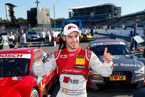 Miguel Molina se lleva la última pole position en Hockenheim