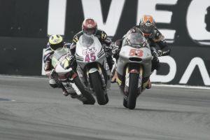 Clasificación de Moto2 del GP de Alemania 2014 en vivo y en directo online