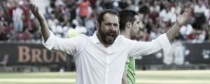 """Pablo Machín: """"Merecemos más de lo que dice la clasificación"""""""