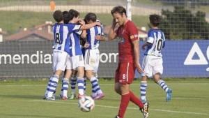 Real Unión - Real Sociedad B: el playoff pasa por Guipúzcoa