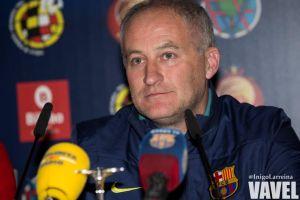 """Marc Carmona: """"El equipo está preparado para jugar la final"""""""