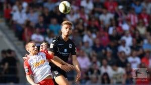 SSV Jahn Regensburg 1-1 1860 Munich: Late show from Sechzig secures much-needed turnaround