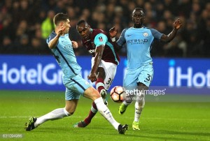 West Ham United 0-5 Manchester City: Player ratings as the Hammers are well beaten in the third round