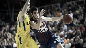 Pase del Barcelona Regal a cuartos por la puerta grande
