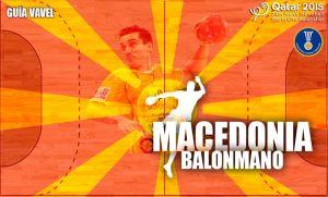 Macedonia: Lazarov y seis más