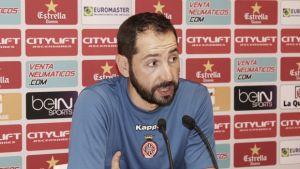 Pablo Machín: ''Si no estamos concentrados al 100%, nos pueden poner las cosas muy difíciles''