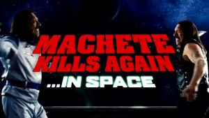 Danny Trejo confirma 'Machete kills again in space'