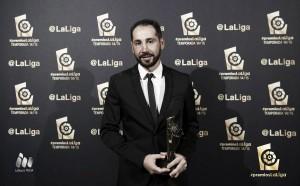 Pablo Machín, mejor entrenador de la Liga Adelante