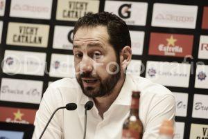 """Pablo Machín: """"Estoy convencido que vamos a subir a Primera División"""""""