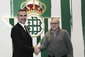 Eduardo Macià aterriza en la dirección deportiva