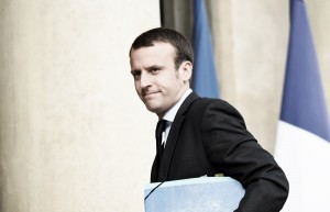 Emmanuel Macron confirma su candidatura a la presidencia de Francia