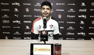 """Luis Robles: """"No podemos dejar ir puntos"""""""