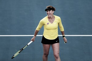 WTA Auckland: Madison Brengle delivers first big surprise of 2017, ousts Serena Williams in three-set thriller