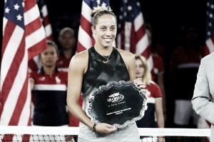 2017 Season Review: Madison Keys breaks new ground but wrist continues to be an issue