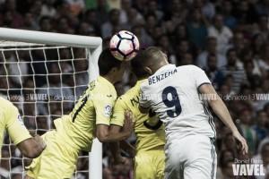 El Villarreal deja sin récord al Madrid