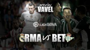 Real Madrid - Real Betis: el bálsamo del hogar