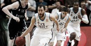 Real Madrid - Brose Baskets: Europa vuelve al Palacio