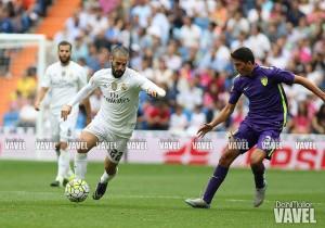 El Málaga - Real Madrid, el 21 de febrero a las 16:00 horas