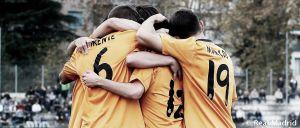 El Madrid encarrila la eliminatoria en Málaga