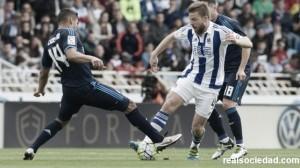 Bale, con la cabeza en la Liga