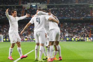 Hasta doce jugadores del Real Madrid van con su selección