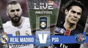 El PSG aprovecha los errores defensivos del Madrid