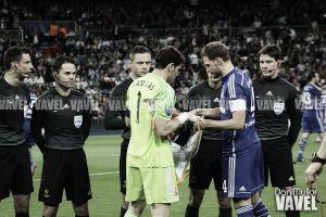 El Madrid tiende a encontrarse con alemanes en cuartos de final
