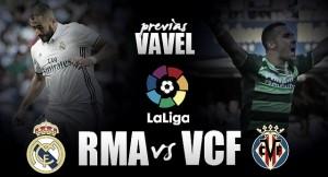 Previa Real Madrid - Villarreal: cero confianzas