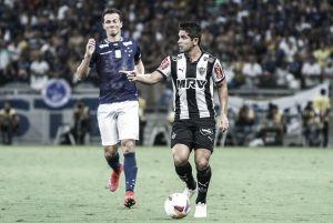 """Guilherme, sobre vitória contra Cruzeiro: """"Atlético é isso, não desiste nunca"""""""